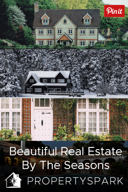 Beautiful Real Estate By The Seasons