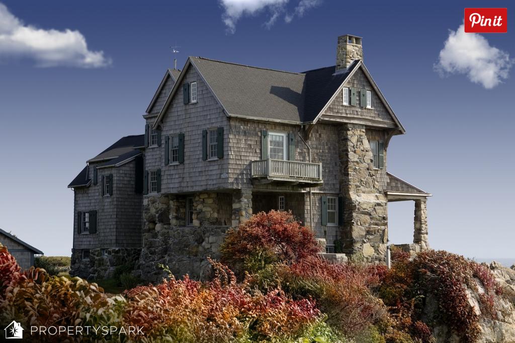 Beautiful Real Estate Fall