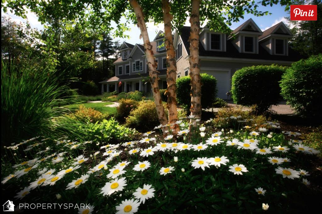 Beautiful Real Estate Spring 2