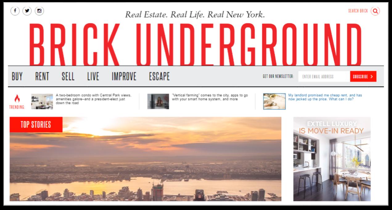 Brick Underground New York Real Estate Blog 2
