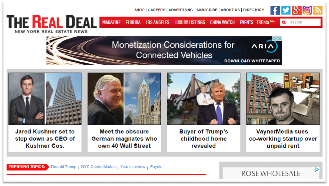 The Real Deal New York Real Estate Blog 2