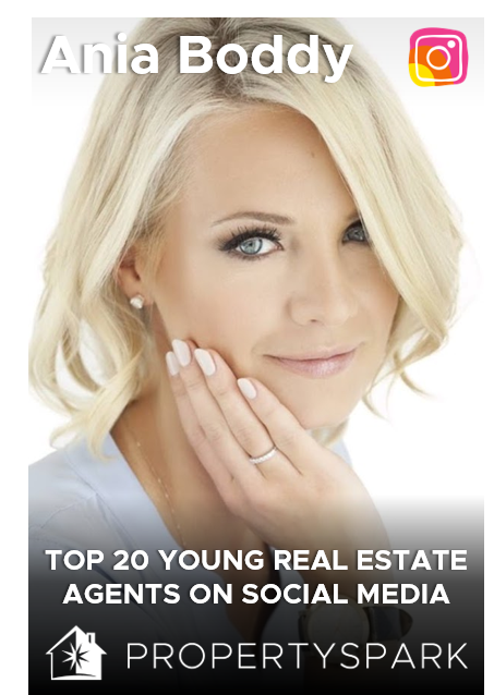 Ania Boddy Young Real Estate Agent PropertySpark