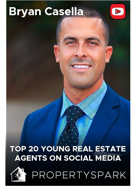 Bryan Casella Young Real Estate Agent PropertySpark