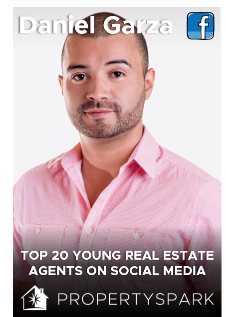 Daniel Garza Young Real Estate Agent PropertySpark