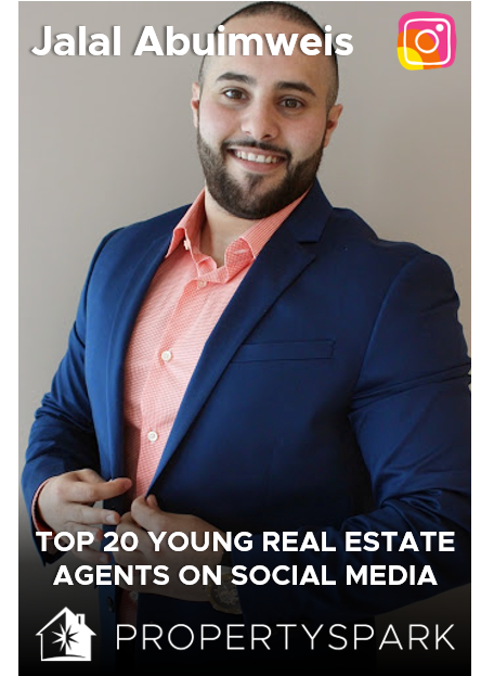 Jalal Abuimweis Young Real Estate Agent PropertySpark