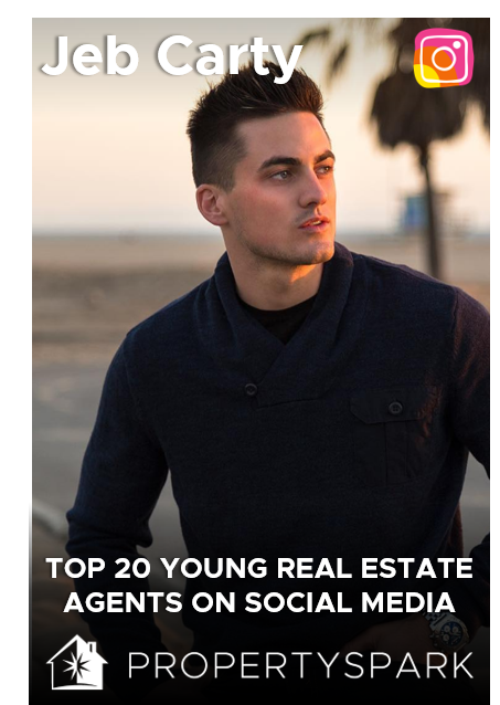 Jeb Carty Young Real Estate Agent PropertySpark