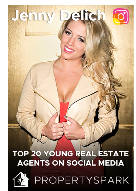 Jenny Delich Young Real Estate Agent