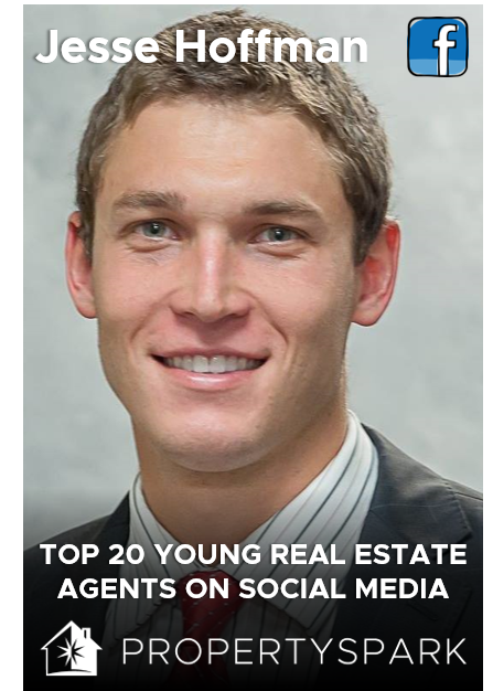 Jesse Hoffman Young Real Estate Agent PropertySpark