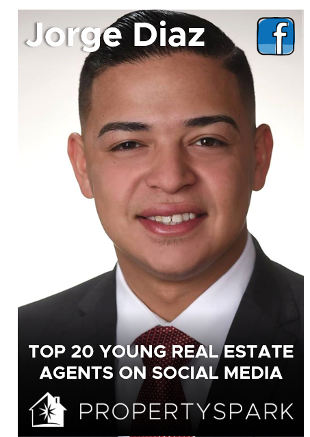 Jorge Diaz Young Real Estate Agent PropertySpark