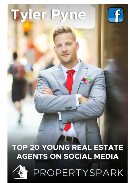 Tyler Pyne Young Real Estate Agent PropertySpark