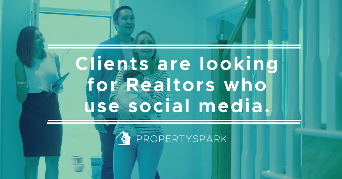 How to Make Your Real Estate Clients Happy with Social Media