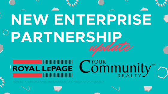 New Enterprise Partnership - Royal LePage Your Community King St Office