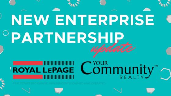 New Enterprise Partnership - Royal LePage Your Community King St Office