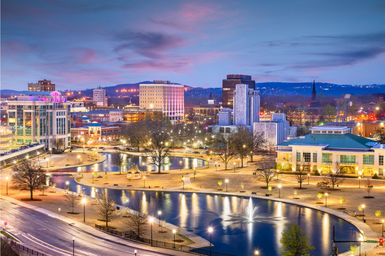 Top 20 Huntsville Real Estate Agents On Social Media (1)