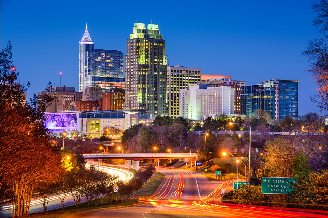 Top 20 Raleigh Real Estate Agents On Social Media