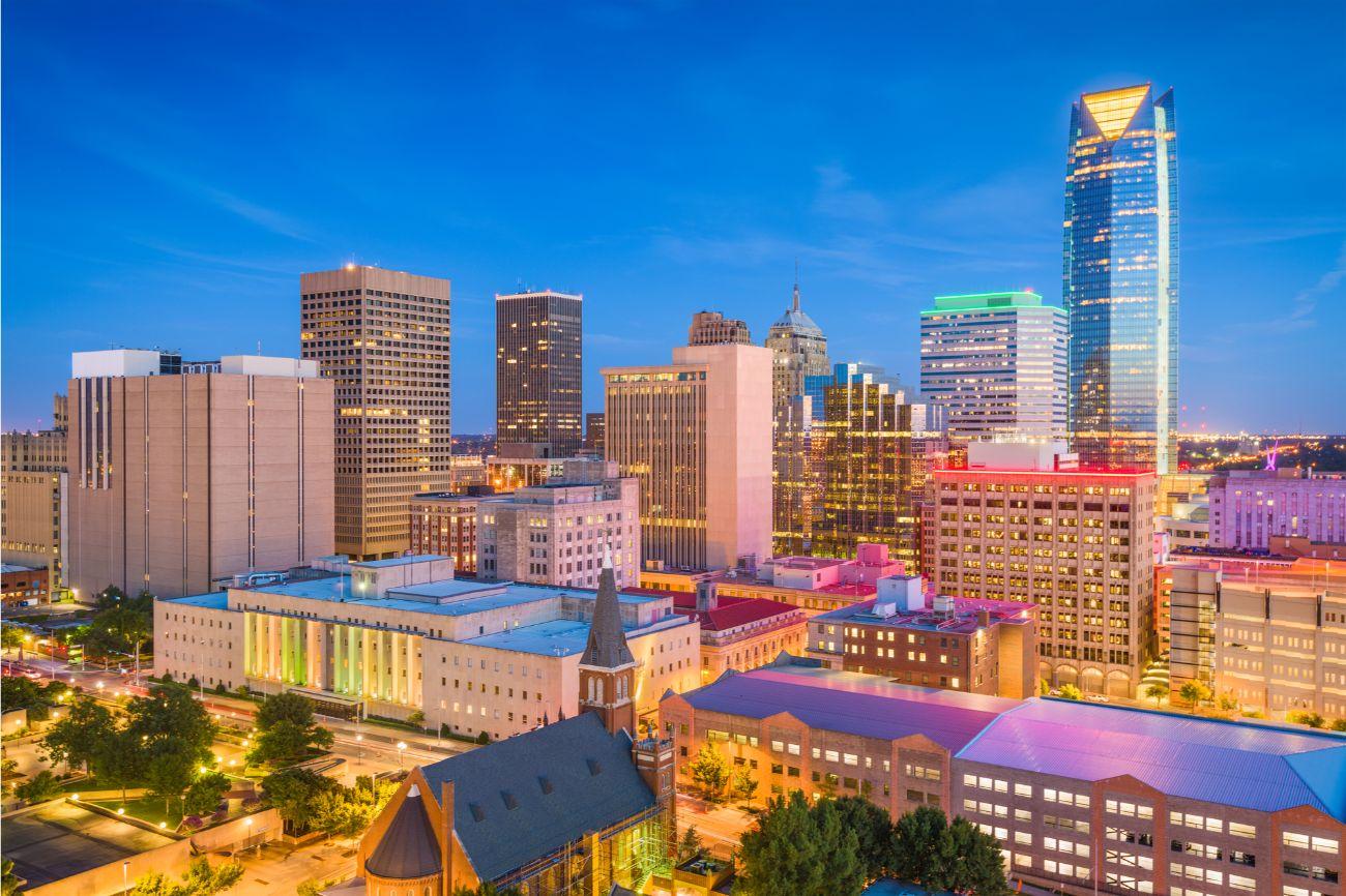 Top 20 Oklahoma City Real Estate Agents On Social Media