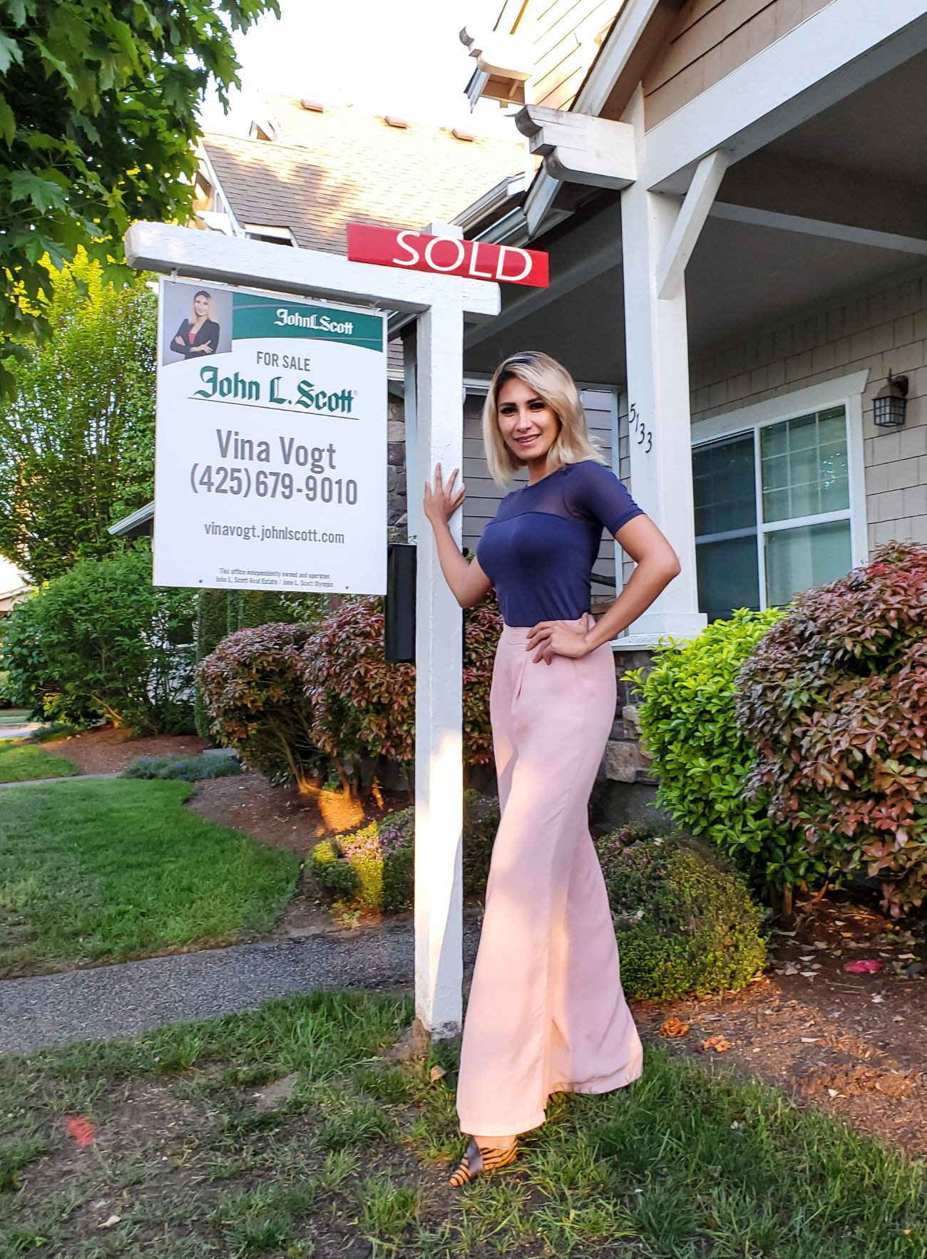 Vina Vanessa Real Estate Agent