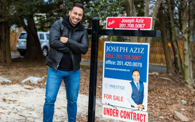 Interview with Joseph Aziz – Real Estate Agent